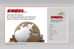 Website der Engel GmbH in Hannover